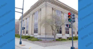 The old Beloit Public Library building on Pleasant Street was given to Beloit College as a gift f rom Ken and DianeHendricks. It will be renovated into an educational artsfacilitycalledtheHendricksCenter.Thenewfacilityshould be open by summer 2010. BDN file photo