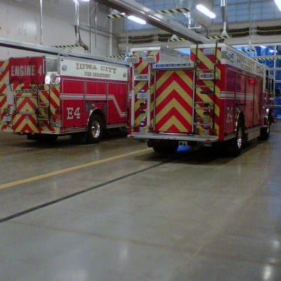 Iowa City Fire Station