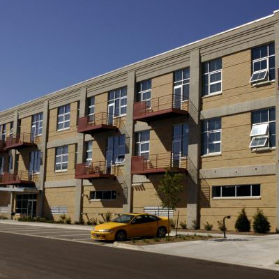 Rivershores Loft Apartments