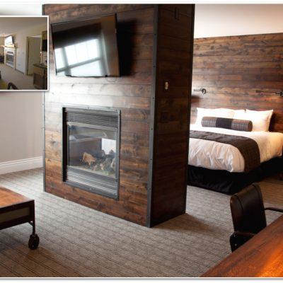 Ironworks Hotel - Hotel Room