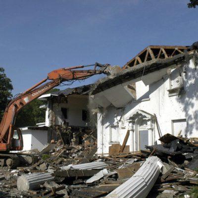 Manor Demolition