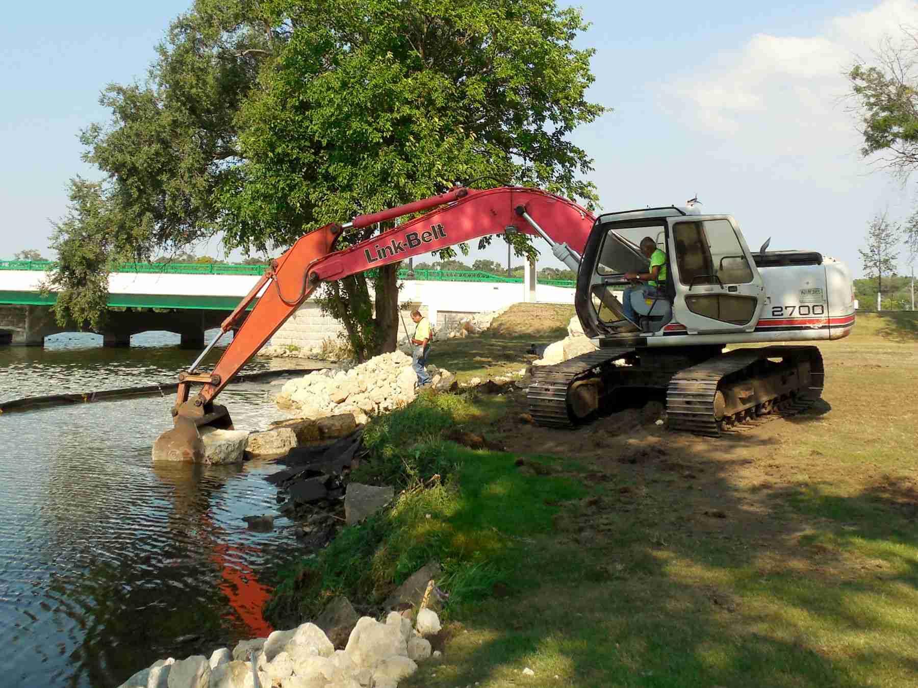 Rock River Stabilization