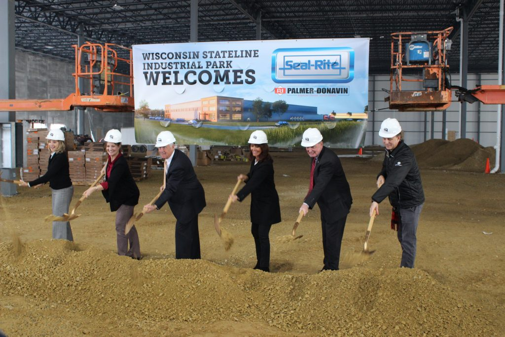 CCI constructing Seal-Rite Door plant in Beloit