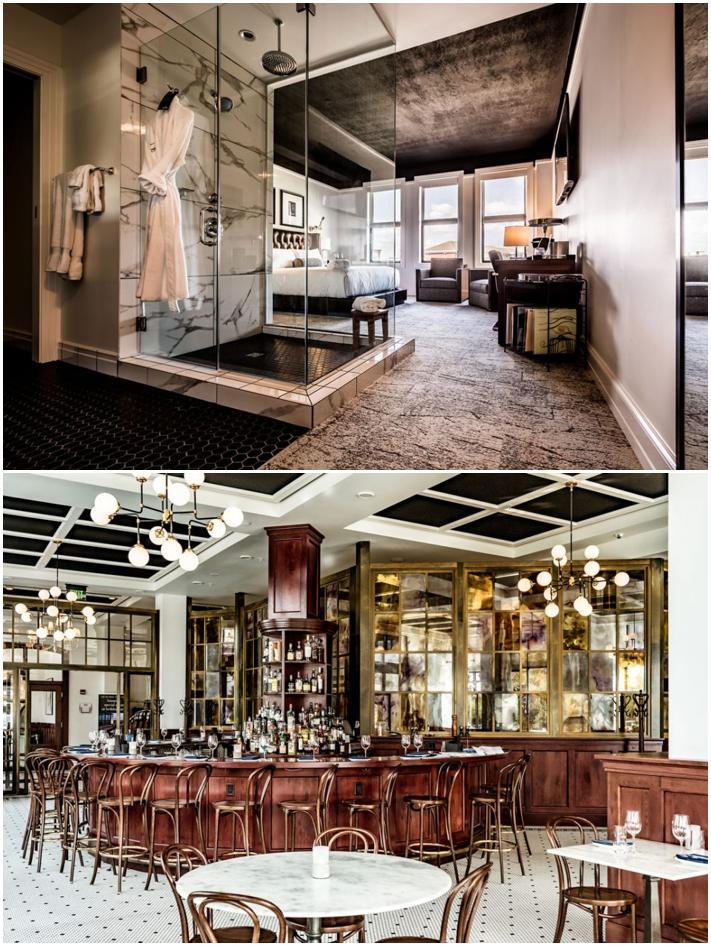 Hotel Goodwin and Velvet Buffalo Cafe awarded Gold