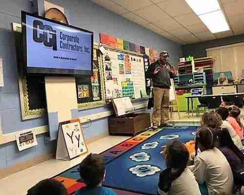 CCI Cares: Classroom Presentation
