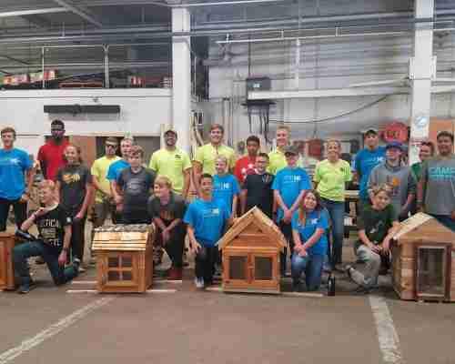 CCI Cares: Construction Academy