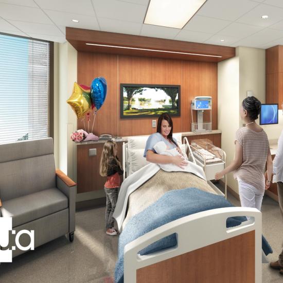 CCI renovates the Beloit Health System Family Care Center, Beloit, WI