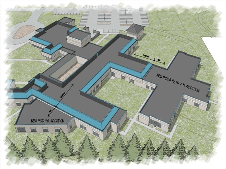 CCI renovates the TC Harris Academy, Lafayette, IN