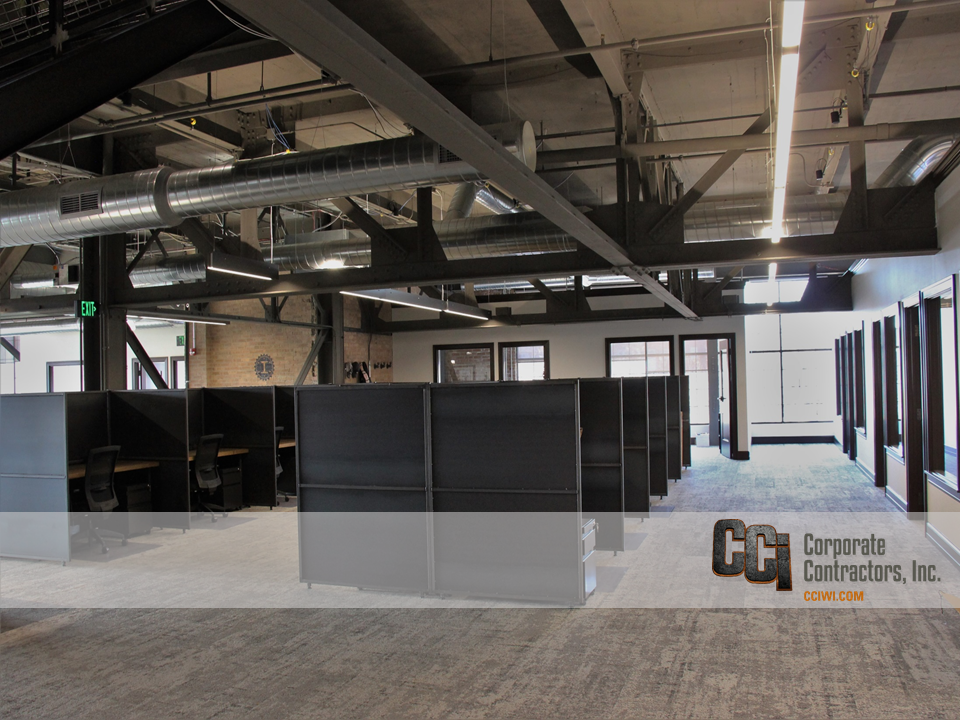 CCI renovates HCP offices in downtown Beloit