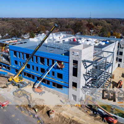 CCI constructs The Lincoln Academy, Beloit WI