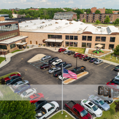 CCI renovated and built-out a former factory space for the Stateline Family YMCA in downtown Beloit, WI