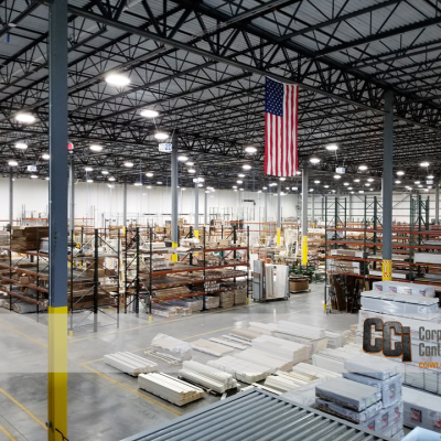 CCI constructed the Seal-Rite/Palmer Donavin industrial facility, Beloit, WI