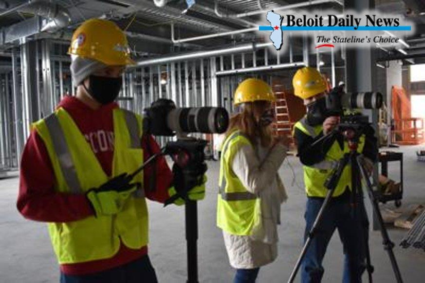 Film students create virtual job shadow clips on CCI project site